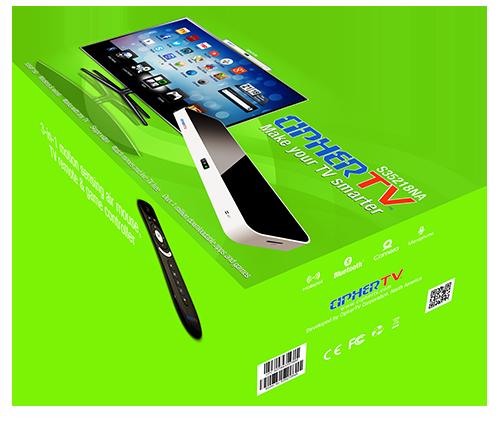 CipherTV Bar 3.5A
